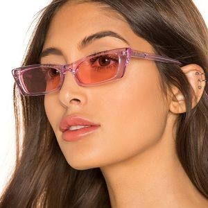 MyMyMy Pink sunglasses NWT